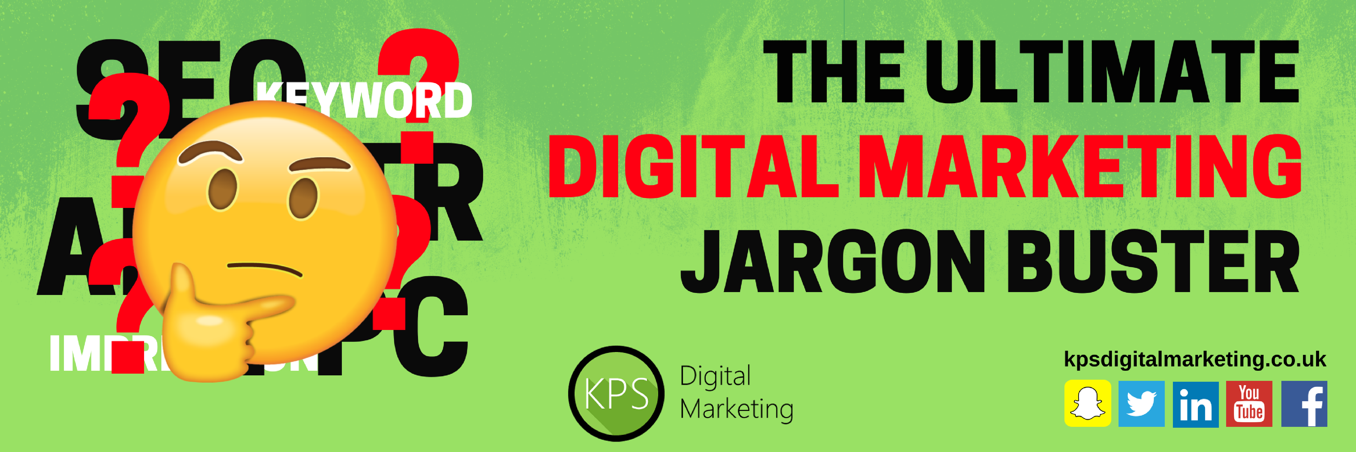 Digital Marketing Jargon Buster