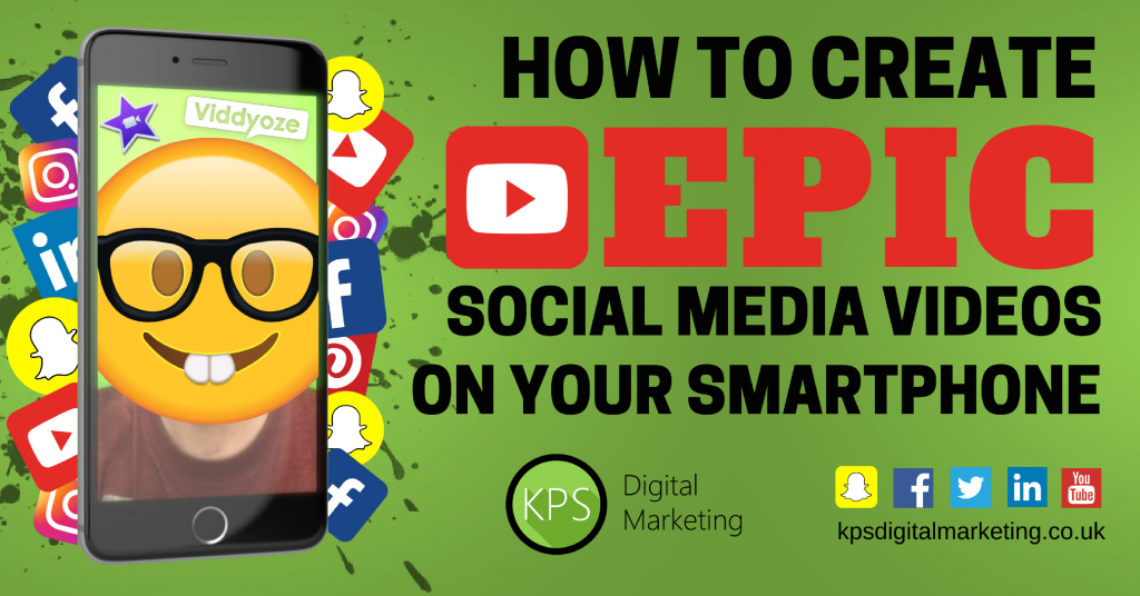 How to create epic social media videos on your smartphone